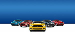 Valu Ford vehicle lineup