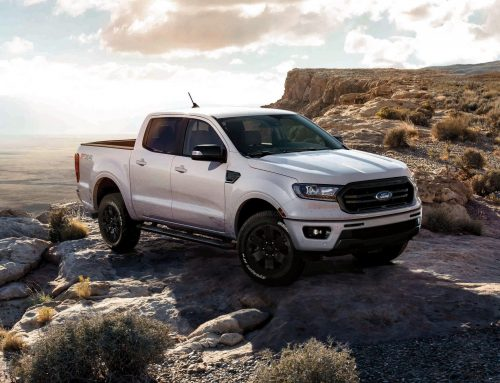 Ford Ranger's Little Brother Maverick On The Way