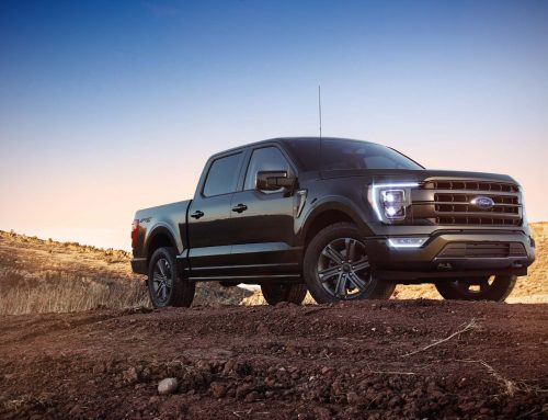 2021 Ford F-150 to Make Its Debut