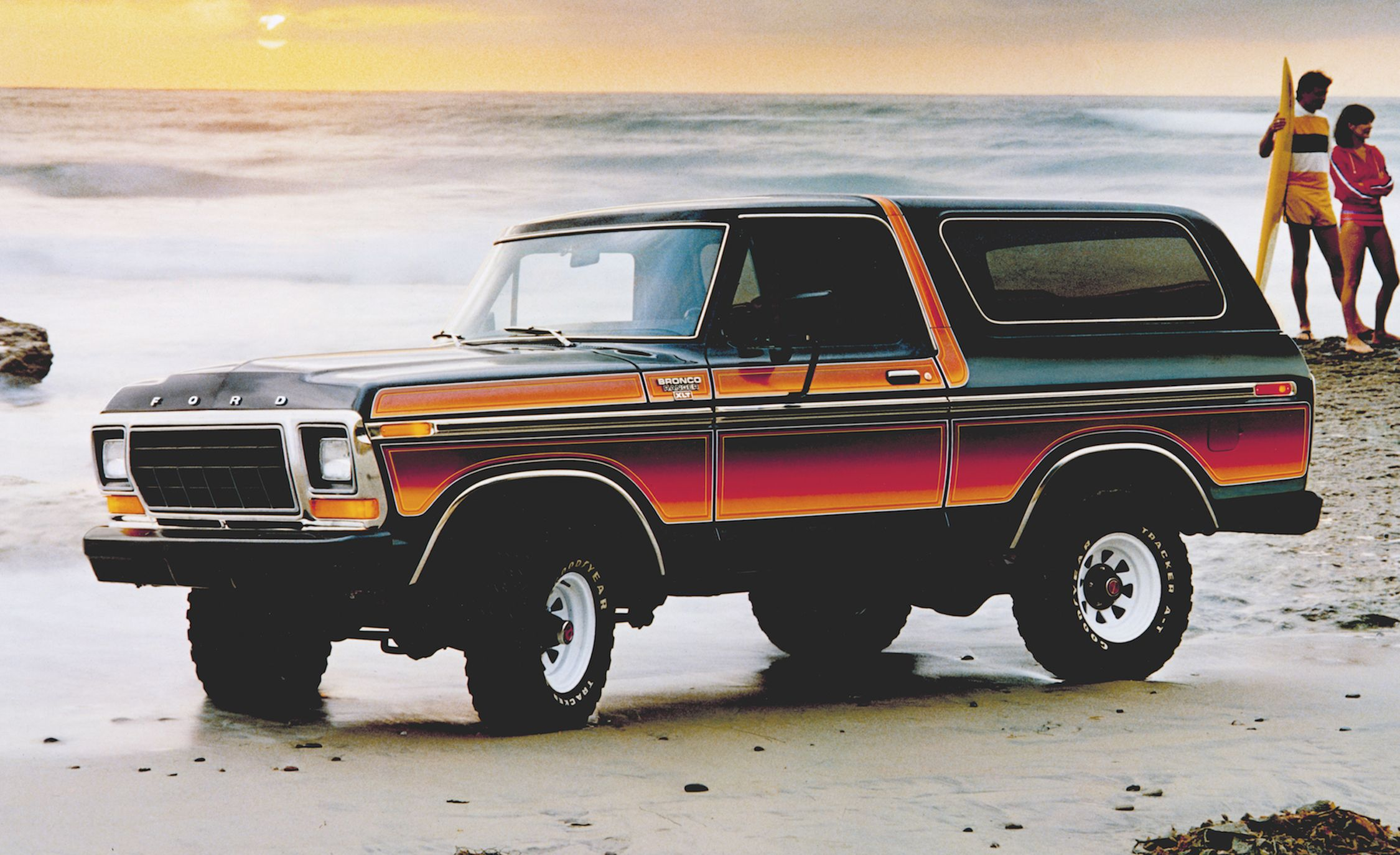 History of Ford Bronco