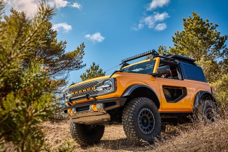 Ford Bronco Safety Remains Top Priority
