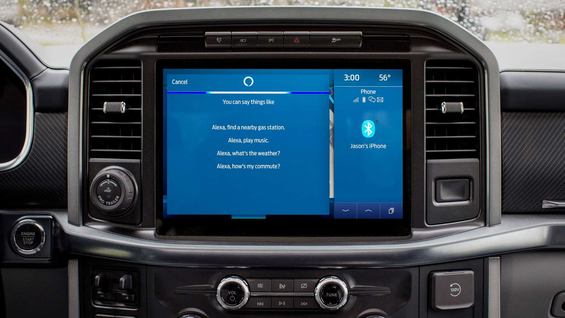 Will Your Next Ford Come With Alexa?