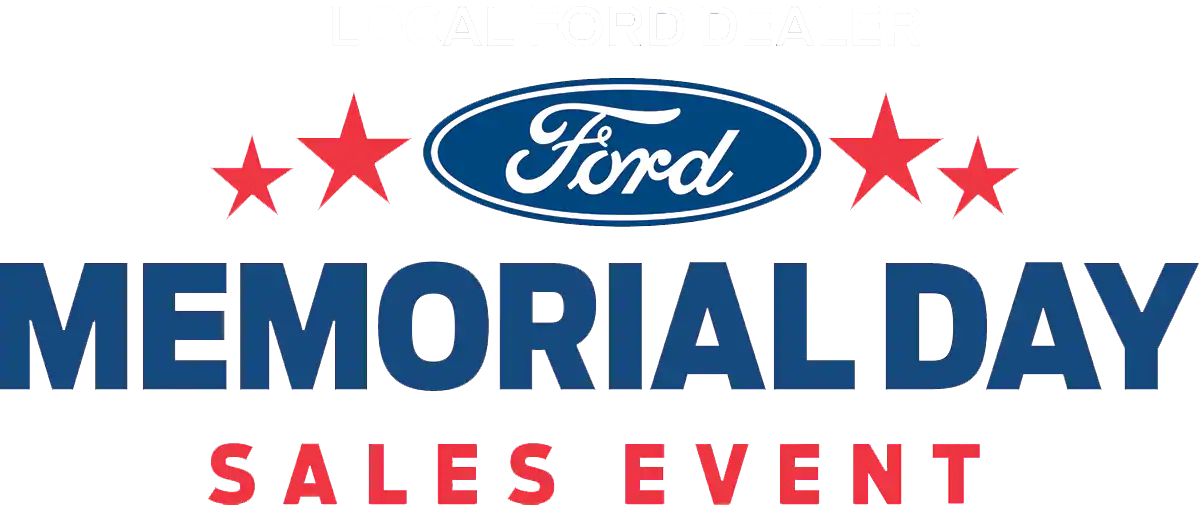 Used Ford Memorial Day Specials